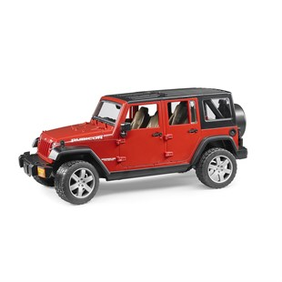 Bruder Jeep Wrangler Unlimited Rubicon BR02525